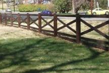Fence / by Amanda Decker