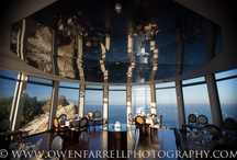 Gibraltar Weddings Mons Calpe Suite / The Mons Calpe Suit is perched 412m at the very top of the Rock of Gibraltar . The Suite is the most spectacular and unique venue in Gibraltar and South Spain. This newly refurbished suites has been especially designed to cater for all your needs on your special wedding day. The magnificent circular room 220 views will make you feel like you really are on top of the world.   See bellow our packages:  http://www.sweetgibraltarweddings.com/wedding-packages