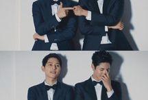 Joong-ki × Bo Gum