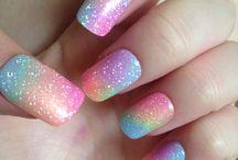 ~.☆Kawaii Nail art☆.~ / #kawaii #nailArt #polish #beauty #cutie