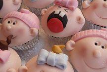 baby shower cupcakes met baba gesiggoes
