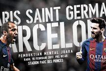 Prediksi PSG vs Barcelona