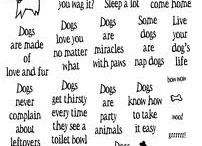 I ♥ Dogs / by Cindy Proffitt