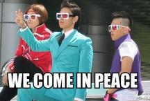 BIGBANG / The Five Kings