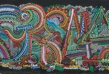 Street & Sweet / Street-art / by F Pi
