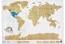 maps / by Brittney Hansen