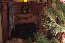 Historic Home Country Christmas