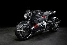 Yamaha R1 Caferacer - Lazareth