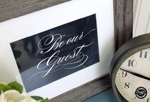 For the guest house / Inspiration and to-do's for my guest rooms.