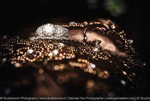 Wedding Rings / Wedding rings as photographed by Gabriele Fani. www.gabrielefani.com