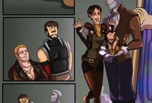 Dragon Age x Elder Scrolls