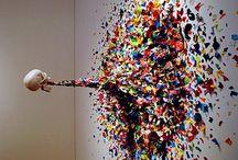 Explosiones Arte