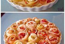 Рецепты яблочного пирога