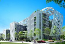 Hospital Exterior Design