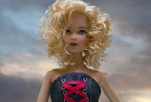 Beautiful Barbie and Friends / by Cindy Butler
