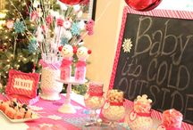 Christmas Baby Shower / by Sheri Rose