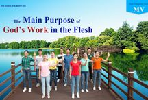 """Almighty God Uses His Word to Save Man """"The Main Purpose of God's Work in the Flesh"""" (Music Video)"""