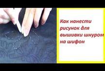 """Вышивка-06 Уроки&Видео / Уроки и мастер-классы по """"ручной"""" вышивке"""