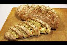 Brot & Baget & Loupaky & Fladenbrot & Bananebrot & Brötchen  & Wraps