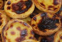 Portuguese goodies! Try and taste!