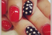 Ongles rock / Tout les style d'ongles sur un aire rock and roll!!