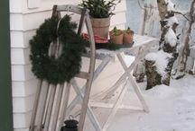 Juledekorering