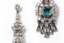 Vintage / Your one-stop-shop for the world's most precious vintage jewelry, dating back to Art Deco (1920-1935) and Retro (1935-1950) time periods.