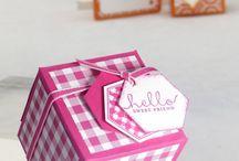 Boxes/Bags / by Krista Parent