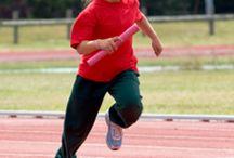 Youth Running