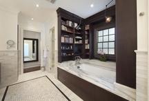 Bathrooms / Modern, traditional & contemporary architecture and interior design #PhilKean