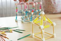 Preschool - STEM / Stem activities to try for our age 3-4 curriculum.