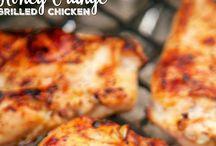 Chicken Honey easy