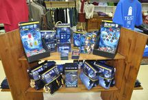 MacLeods Licensed Merchandise / MacLeods Scottish Shop carries a wide variety of official licensed merchandise including Guinness, Doctor Who and European football clubs.