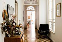 interior // hall