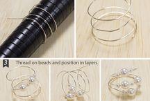 Ståltrå smykker