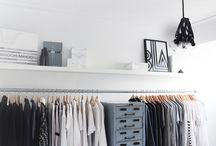 Minimalistyczne garderoby