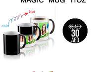 Color Changing Magic Mug