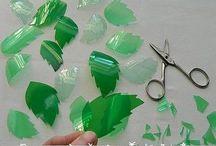 dekoracie s plastov