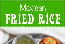 Cinco de Mayo Tex Mex Recipes / Favorite Tex Mex Recipes - Sweet and Savory Recipes, breakfast, lunch and dinner. Kid fun and DIYs