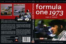 EQUIPES F1 1973- CAMPEÃO / Equipes principais no ano de  1973 f1 e o piloto campeao mundial