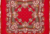 《Маков цвет》155 (89㎝×89㎝) 〔Сотскова Галина〕