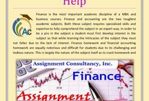 Finance Homework Help / Looking for Finance Homework Help? Find the best in industry experienced finance homework help experts to help you on any topic in this field. We cover all major locations like London, Sydney, New York, California and many more. Visit website: https://www.assignmentconsultancy.com/finance-homework-help/