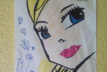 mis dibujos