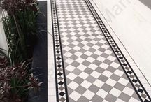 Porch Tile Ideas