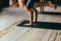 Yoga inspiration / fantastic yoga poses to aspire for