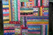 Quietly quilting / by Lyndsey Helley