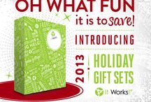 It Works Holiday Specials 2013