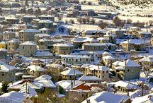 Καϊμακτσαλάν / Το Χιονοδρομικό Καιμακτσαλάν και το πιο παραδοσιακό χωριό στην Ελλάδα σας περιμένουν για τις χειμερινές σας διακοπές και για τις εξορμήσεις σας για αυτούς που λατρεύουν το σκι !