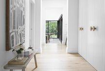 Storage hallway ideas
