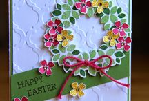 Easter Cards and Tags